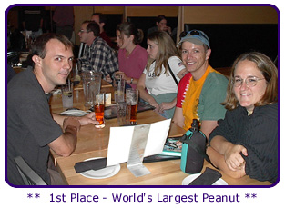 World's Largest Peanuts