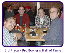 Pro Bowlers Hall of Fame