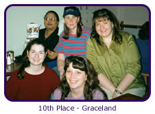 10th Place - Graceland