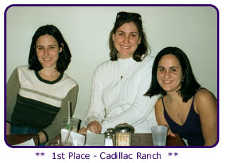 1st Place - Cadillac Ranch