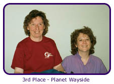 3rd Place - Planet Wayside