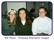 9th Place - Precious Moments Chapel