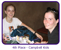 4th Place - Campbell Kids